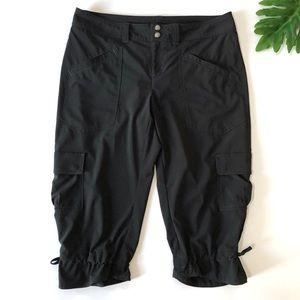 Athleta low rise dipper capri cropped pants